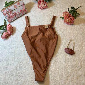 FOREVER 21 terracotta swimsuit Size S